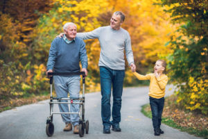 How Caring for Elderly Parents Will Alter Your Home Life