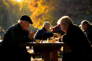 The Importance of Socialization as We Age