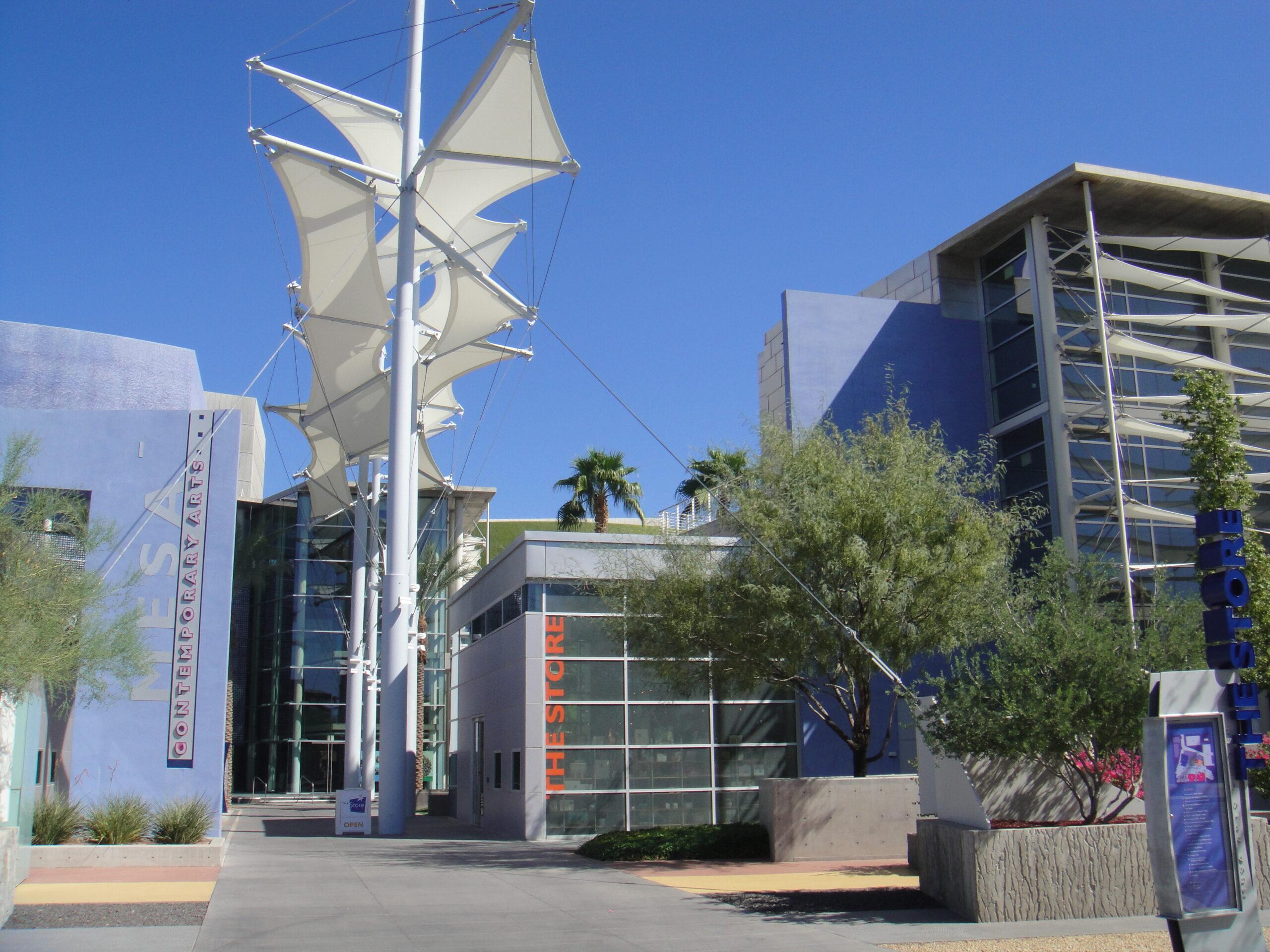 Downtown Mesa, AZ